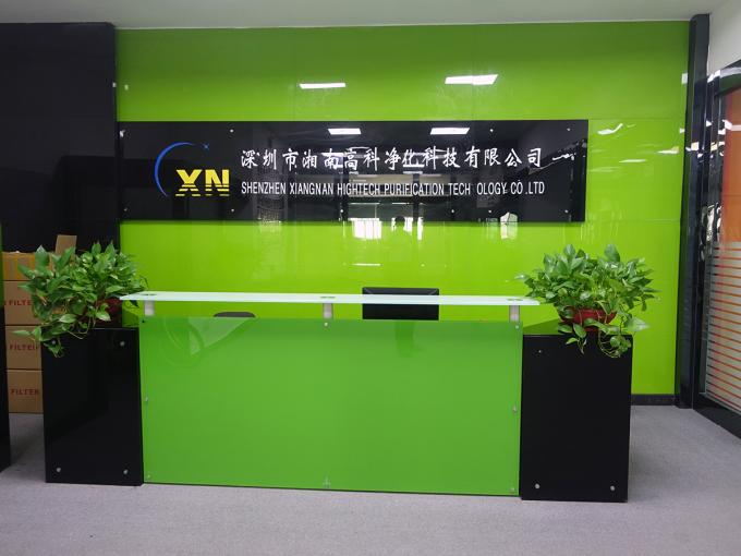Shenzhen Xiangnan High Tech Purification Equipment Co., Ltd
